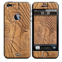 Coque 3D iPhone 6/6S Earth Wood