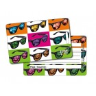 Etiquette Bagage Sunglasses As Warhol