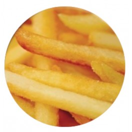 Caps Sweety French Fries