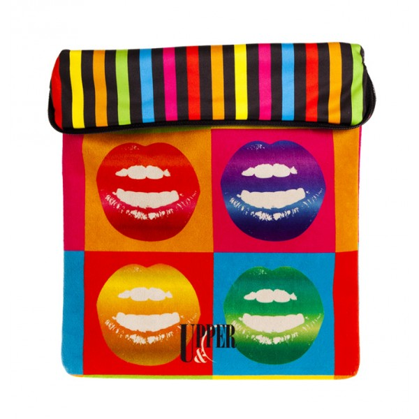 Etui Amazon Kindle Fire 7 Lips As Warhol