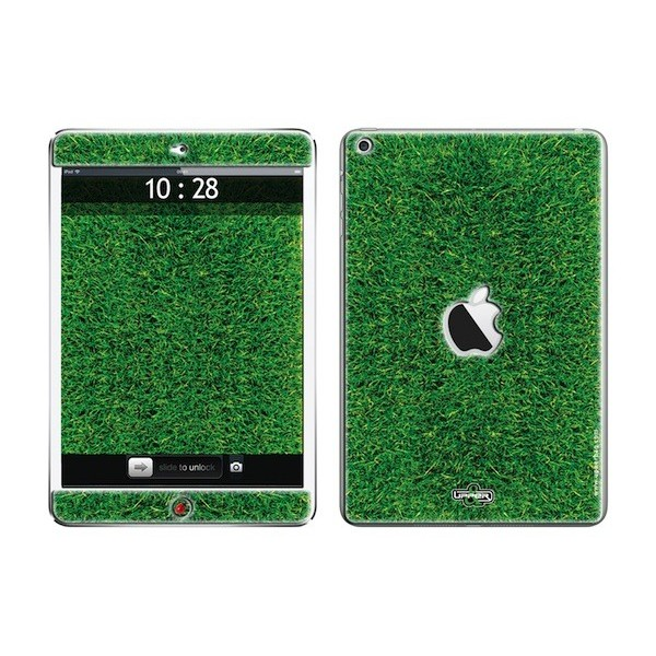 Skin 3D iPad Mini Earth Lucky Grass