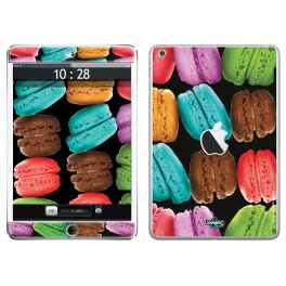 Skin 3D iPad Mini Sweety Big Macarons