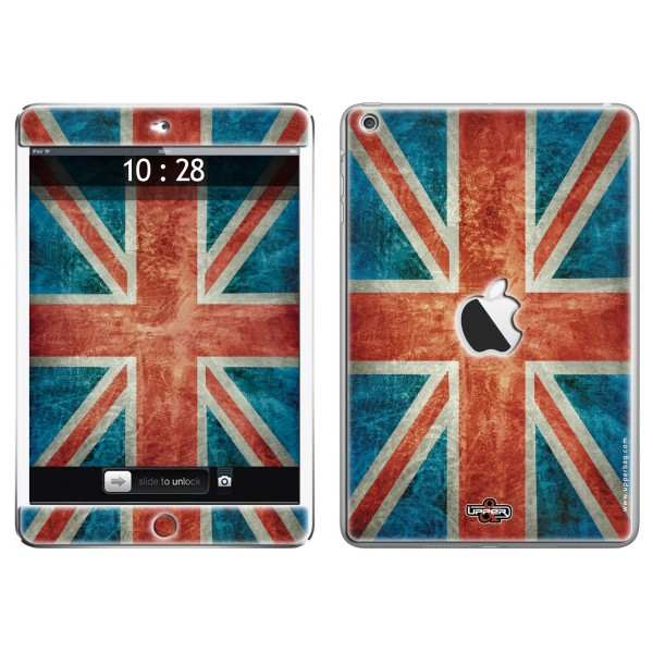 Skin 3D iPad Mini UK Flag Vintage