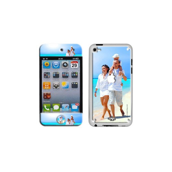 Coque 3D iPod Touch 4 Personnalisable