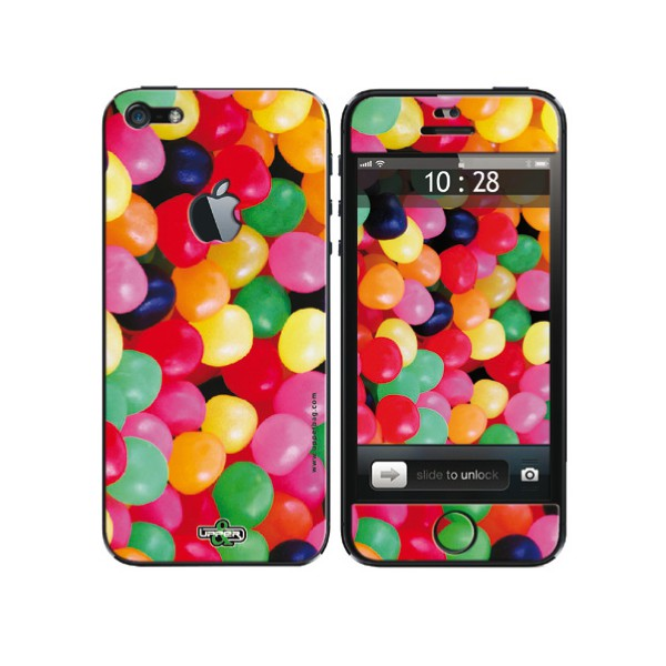 Coque 3D iPhone 5C Sweety Mix 1