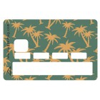 Sticker CB Pattern Palm Trees