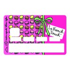 Sticker CB Valérie Nylin French Touch Macarons