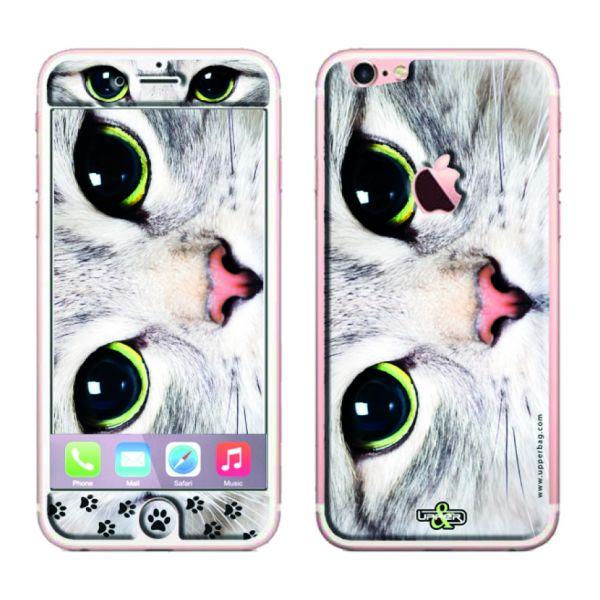 Coque 3D iPhone 6/6S Cat 2
