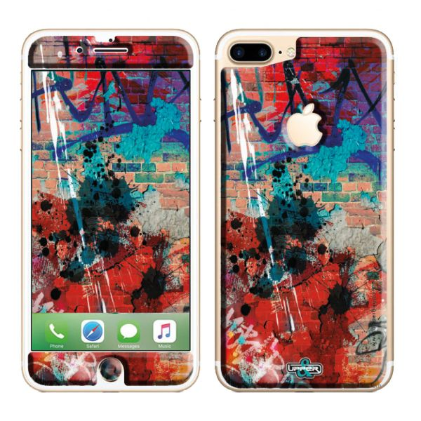 Coque 3D iPhone 5/5S Urban Graffiti