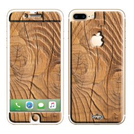 Coque 3D iPhone 5/5S Earth Wood