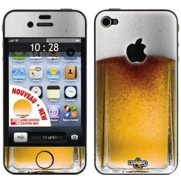 Skin 3D iPhone 4/4S Sweety Beer