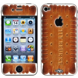 Skin 3D iPhone 4/4S Sweety Cake