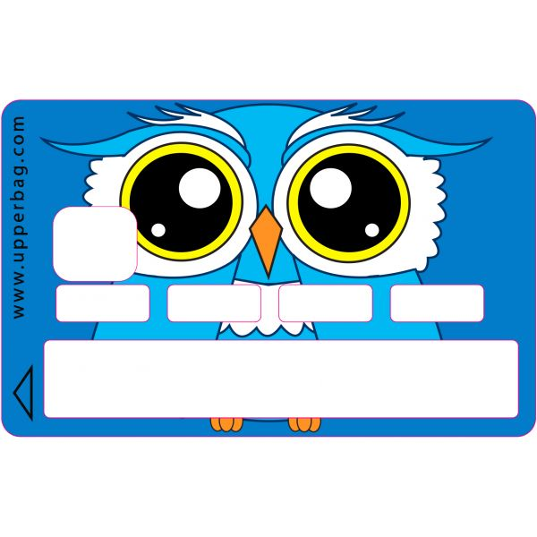 Stickers CB Kawaii Owl