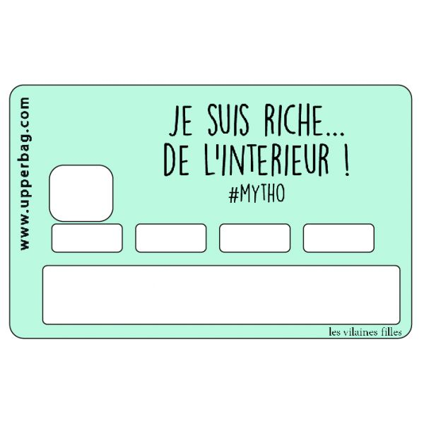 Stickers CB Vilaines Filles Riche
