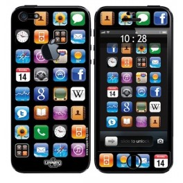 Skin 3D iPhone 5 Applications
