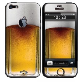 Skin 3D iPhone 5 Sweety Beer