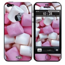 Coque 3D iPhone 5 Sweety Mallow