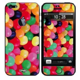 Skin 3D iPhone 5 Sweety Mix 1