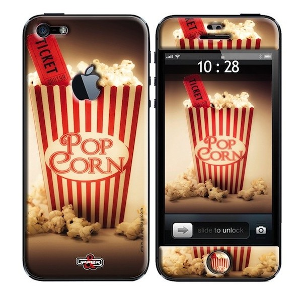 Skin 3D iPhone 5 Sweety Pop Corn