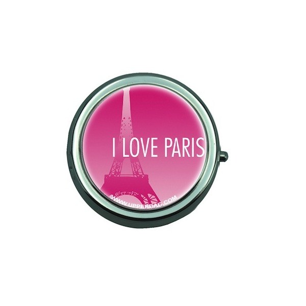 Pill Box Paris Love