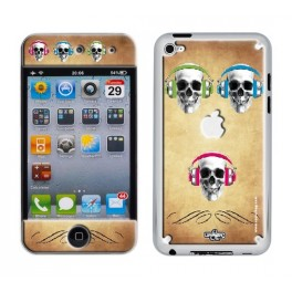 Skin 3D iPod Touch 4 Danger Music