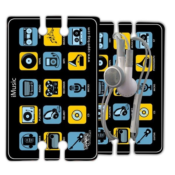 Earphone Cable Drum iMusic