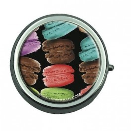 Pill Box Sweety Big Macarons
