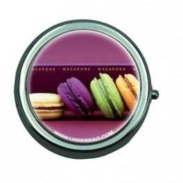 Pill Box Sweety Macarons