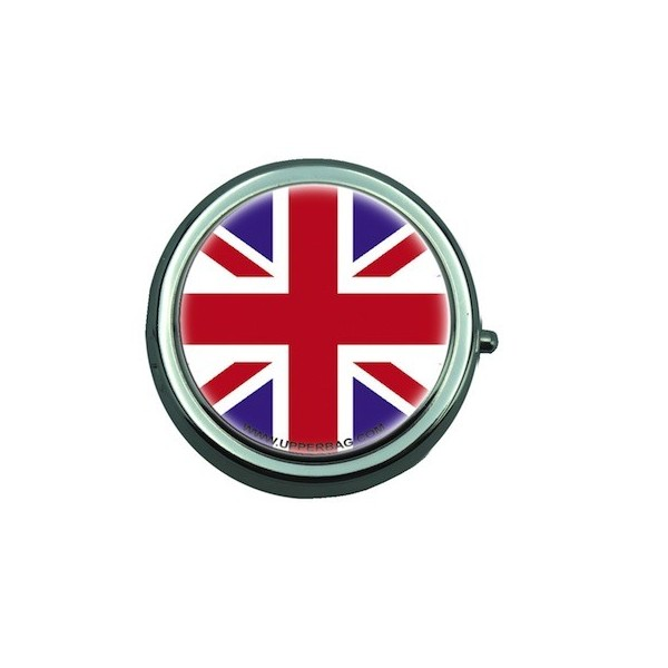 Pill Box UK Flag