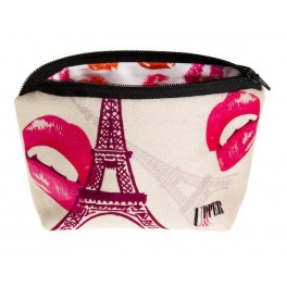 Jewellery Case Paris Pink