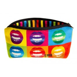 Trousse Maquillage Lips As Warhol
