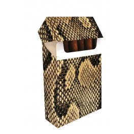 Etui cigarettes Jungle Snake Gold