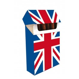 Etui cigarettes UK Flag