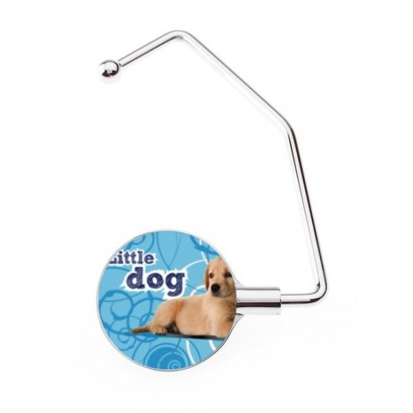 Accroche sac Pro Love Little Dog