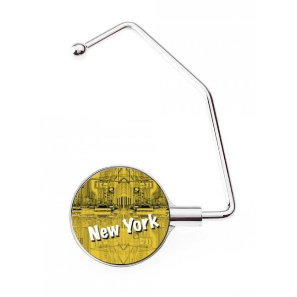 Hanger Bag Pro New York Yellow