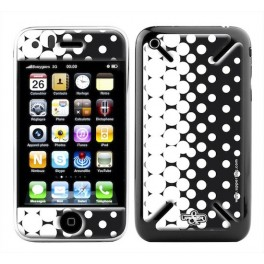 Skin 3D iPhone 3G/3GS B&W 3