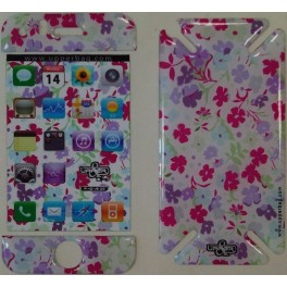 Coque 3D iPhone 3G/3GS Liberty White