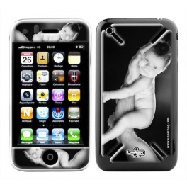Coque 3D iPhone 3G/3GS Love Baby