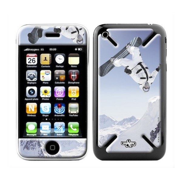 Skin 3D iPhone 3G/3GS Sport Snow Surf