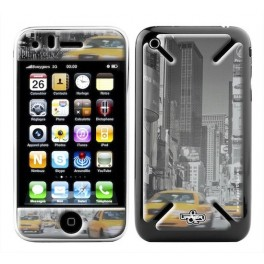 Skin 3D iPhone 3G/3GS USA New York Taxi