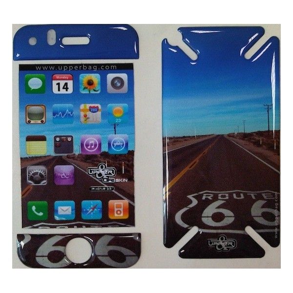Skin 3D iPhone 3G/3GS USA Route 66