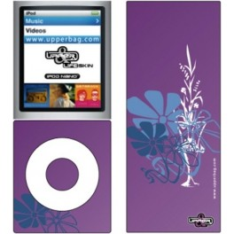 Coque 3D iPod Nano 4 Basse Terre Light Purple