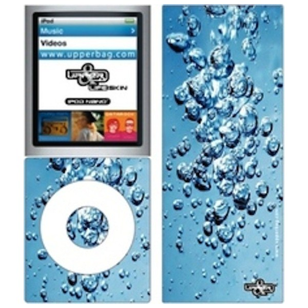 Skin 3D iPod Nano 4 Earth Water