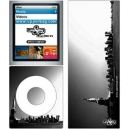 Coque 3D iPod Nano 4 USA New York by Night