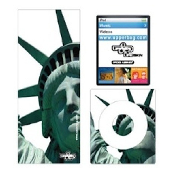Skin 3D iPod Nano 4 USA NY Liberty