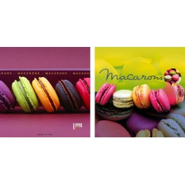 Housse de coussin Sweety Macarons