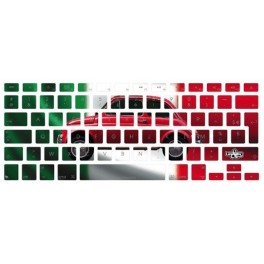 Stickers clavier Italia Flag & Fiat