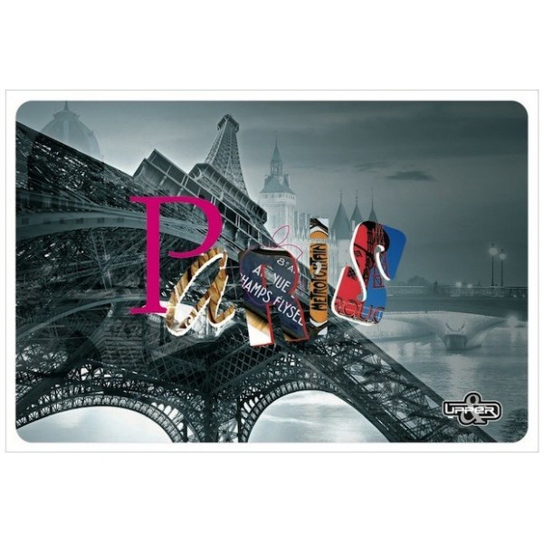Cover MacBook Cities Paris