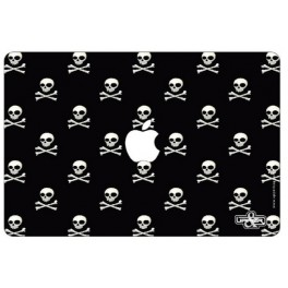 Cover MacBook Danger Black