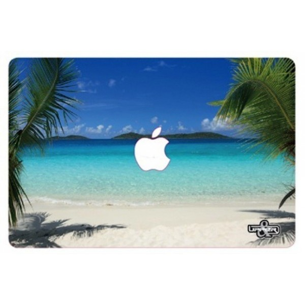 Cover MacBook Summer Beach